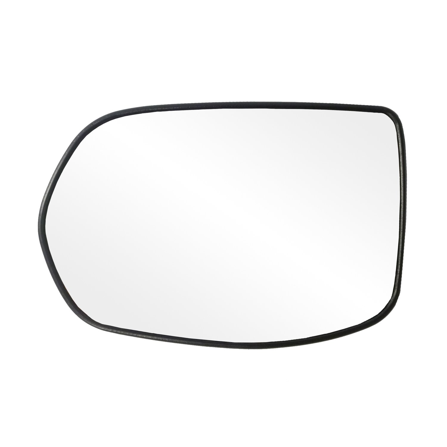 Fit System 88217 Honda CR-V Left Side Power Replacement Mirror Glass with Backing Plate