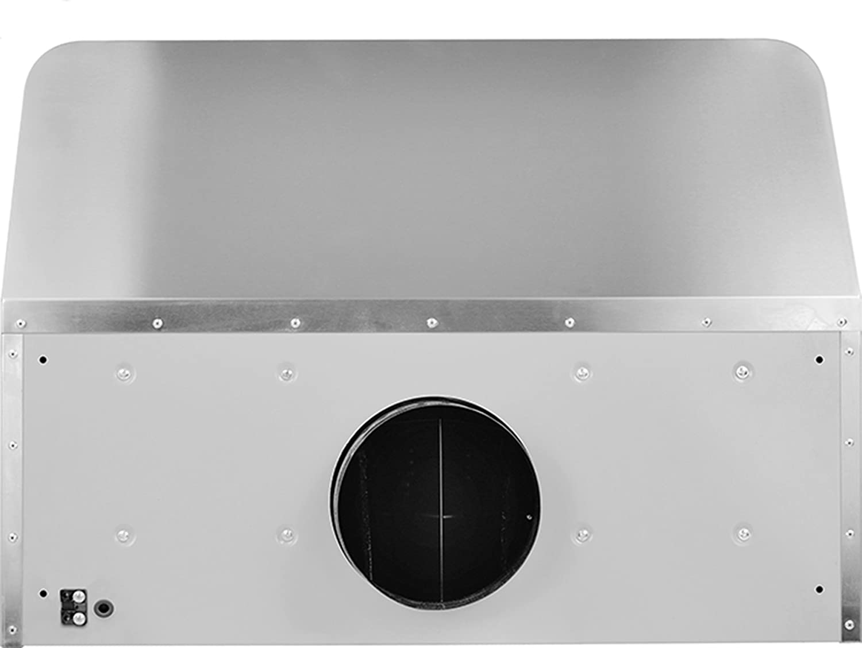 amazon com  ancona advanta uc chef ii 900 cfm under cabinet range hood 36 inch  appliances amazon com  ancona advanta uc chef ii 900 cfm under cabinet range      rh   amazon com