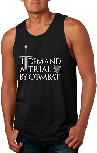 Mens Tank Tops Thrones Tyrion Shirts Summer Funny Tees Muscle T Shirt Top