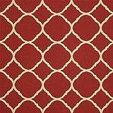 Sunbrella Accord II Crimson #45936-0000 Indoor