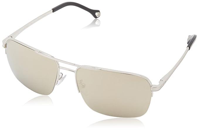 Ermenegildo Zegna SZ3347-579X Aviator Sunglasses 398a780f940