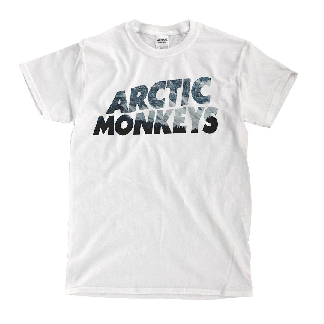 Artic Monkeys T Shirt 1378