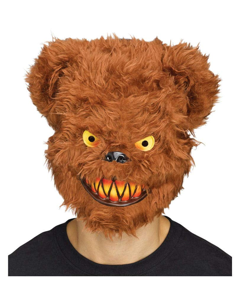 Horror-Shop Máscara del oso del zombi: Amazon.es: Juguetes y juegos