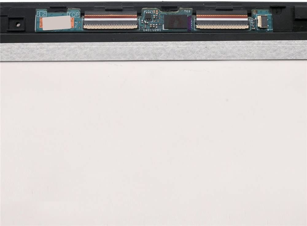 Pavilion x360 15-BK 15-BK193MS 15-BK010NR 15-BK074NR Display Digitizer Assembly 15.6 FHD Bezel HP Control Board FirstLCD LCD Touch Screen Replacement 862644-001 for