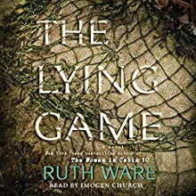 The Lying Game: A Novel Audiobook by Ruth Ware Narrated by Imogen Church