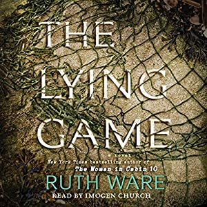 The Lying Game Audiobook