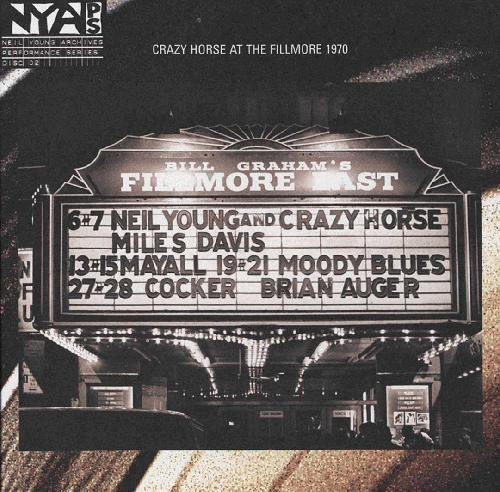 Live At The Fillmore East (200 Gram Vinyl)