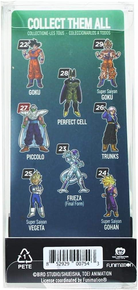Dragon Ball Z Kid Trunks FiGPiN Mini Enamel Pin In Hand