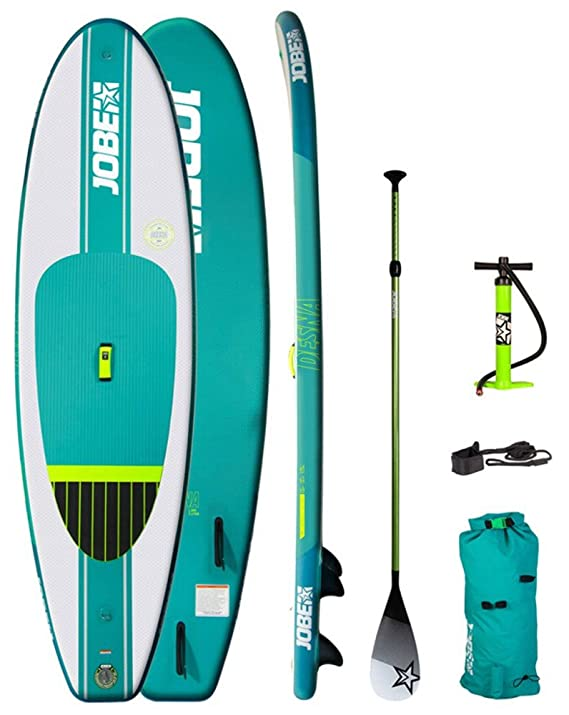 Amazon.com : Jobe 2018 Aero Desna Inflatable Stand Up Paddle ...