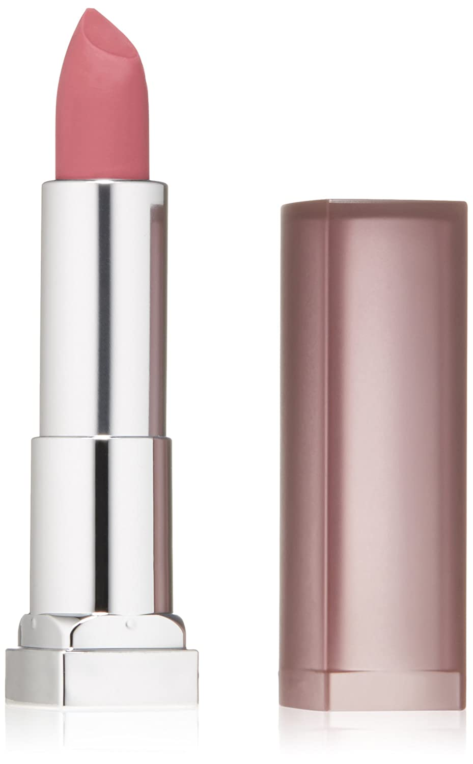 amazoncom maybelline new york color sensational creamy matte lip color lust for blush 015 ounce beauty - Gemey Maybelline Color Sensational