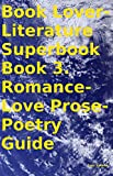I created a love-sex superbook which is mostly an attempt to provide factual knowledge about the sensory-biological experiences of love and sex but there are some literary parts in the book which I took out to create this literary-sensual-per...
