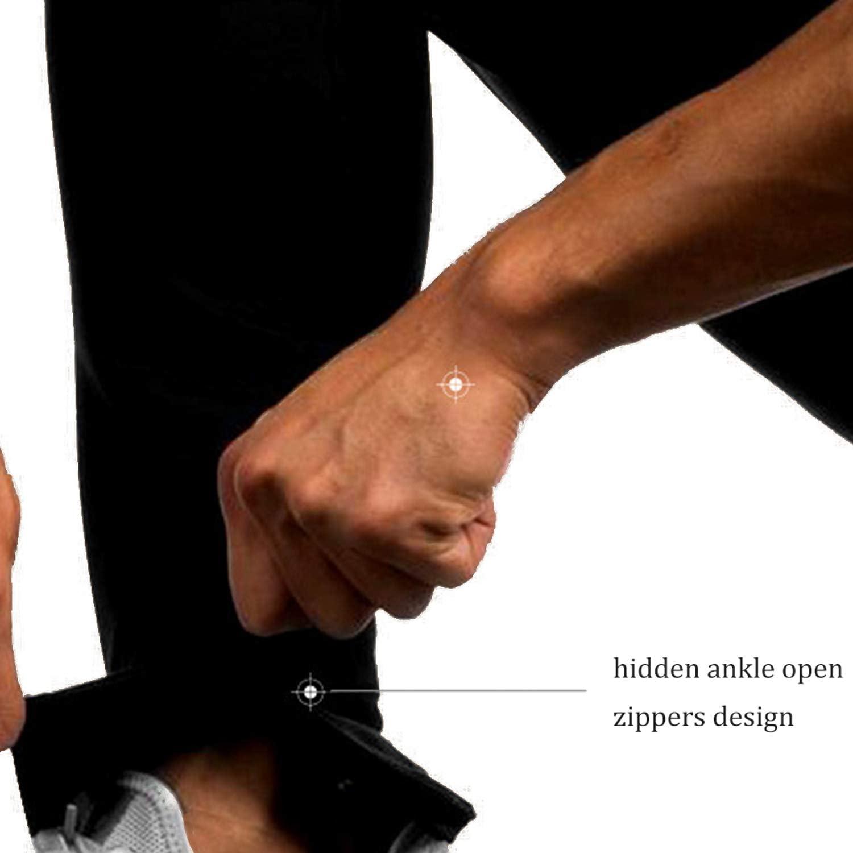 Naudamp Pantalones de Joggers para Hombres Pantalones Deportivos de Entrenamiento de Gimnasio Transpirable Entrenamiento Correr Pantalones Slim fit
