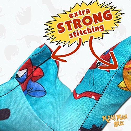 15'' Original Kitty Kick Stix Catnip Kicker (Set of 2) (Mystery) by Original KittyKickStix (Image #6)