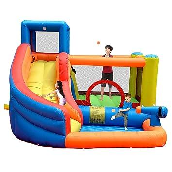 Amazon.com: Playhouses Bouncy Castles Casa Infantil Parque ...