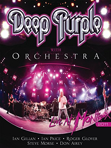 Deep Purple - With Orchestra: Live at Montreux 2011 (Deep Purple & Orchestra Live At Montreux)