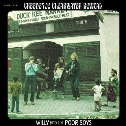 Willy And The Poor Boys by Creedence Clearwater Revival (1999-07-08)