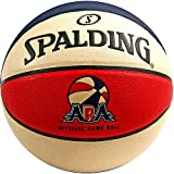 Creative Sports Enterprises SPALDING-ABA-Game-Ball Spalding Official ABA Game Basketball