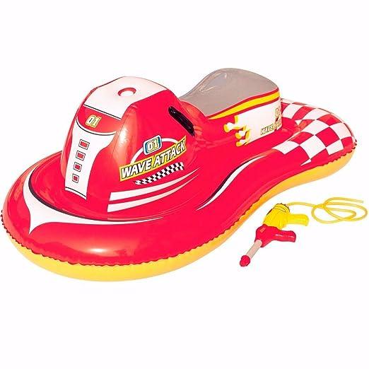 BESTWAY - Moto acuática Hinchable Infantil: Amazon.es: Hogar