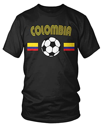 Amazon.com  Amdesco Men s Colombia Soccer cacdc314c