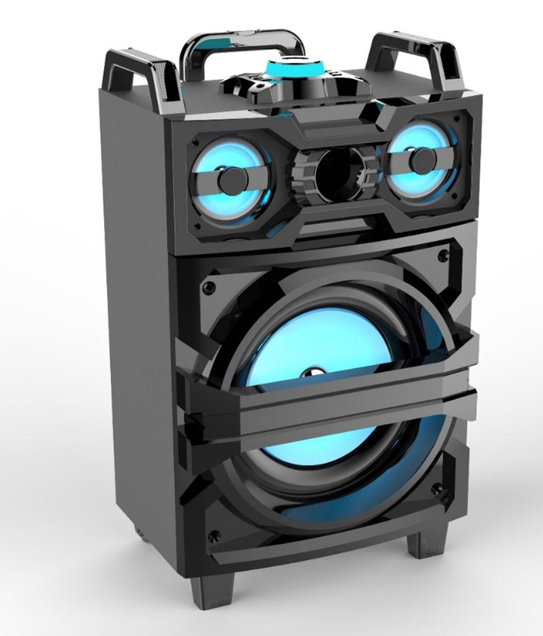 Sharper Image SBT1008 Bluetooth Wireless Tailgate Speaker