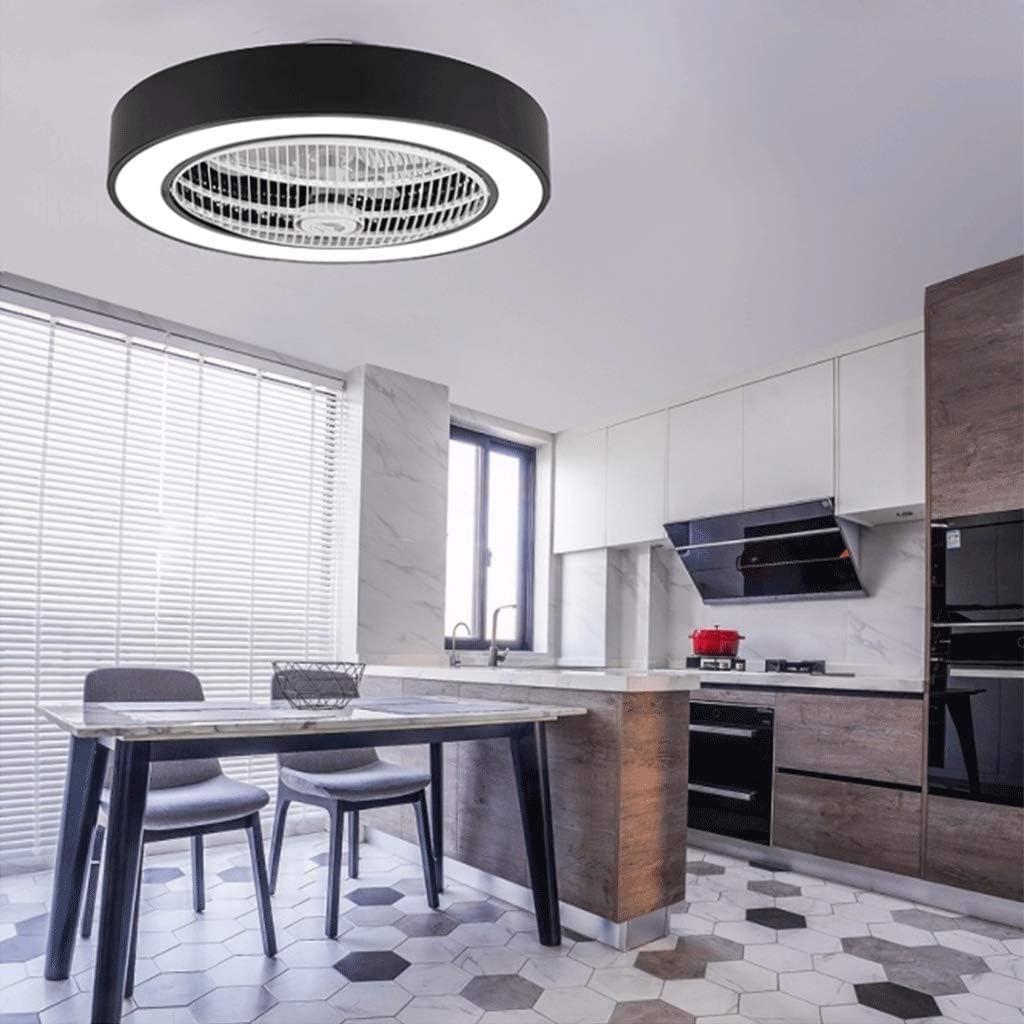 Energiestufe A ,Gold SLZ L/üfterleuchte Deckenventilator Deckenleuchte Kreative Deckenleuchte LED-Dimmer Deckenventilator mit Beleuchtung und Fernbedienung Leiser Kronleuchter