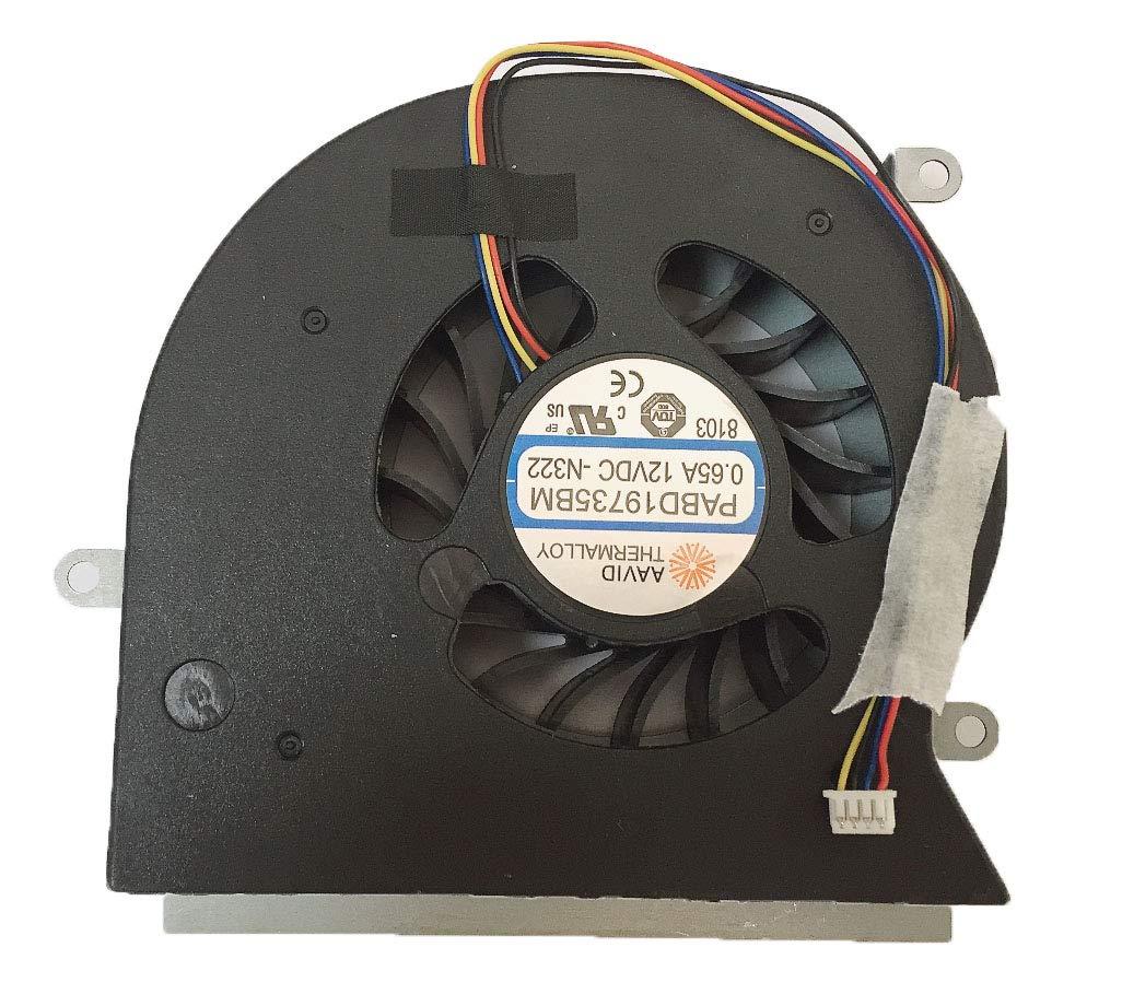 Cooling Fan Msi 16l1 16l2 Gt62 Gt62vr Pabd19735bm