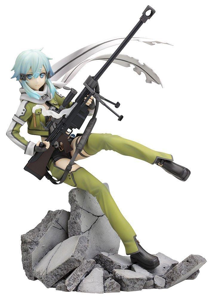 Kotobukiya Sword Art Online II: Sinon ANI-Statue (Phantom Bullet Version)
