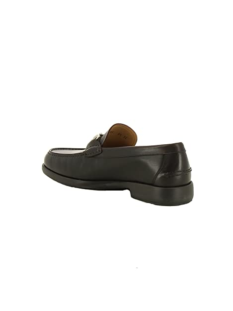 Salvatore Ferragamo - Mocasines para Hombre marrón marrón IT - Marke Größe, Color marrón, Talla 39 IT - Marke Größe 6: Amazon.es: Zapatos y complementos