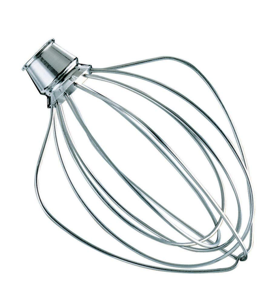 For Kitchen Aid KSM100 KSM103 KSM111 KSM120 KSM150 Stand Mixer Whisk Wire Beater