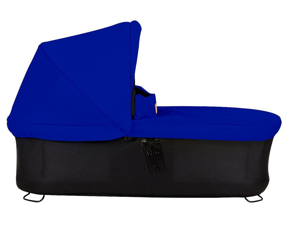 Mountain Buggy Carrycot Plus with 3 Seat Modes for 2015 Swift and Mb Mini, Marine
