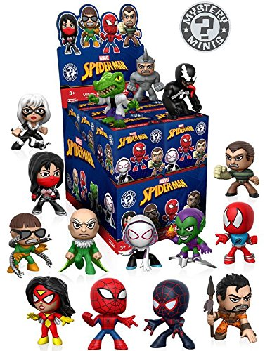 (Spider-Man Classic Mystery Minis Set of)