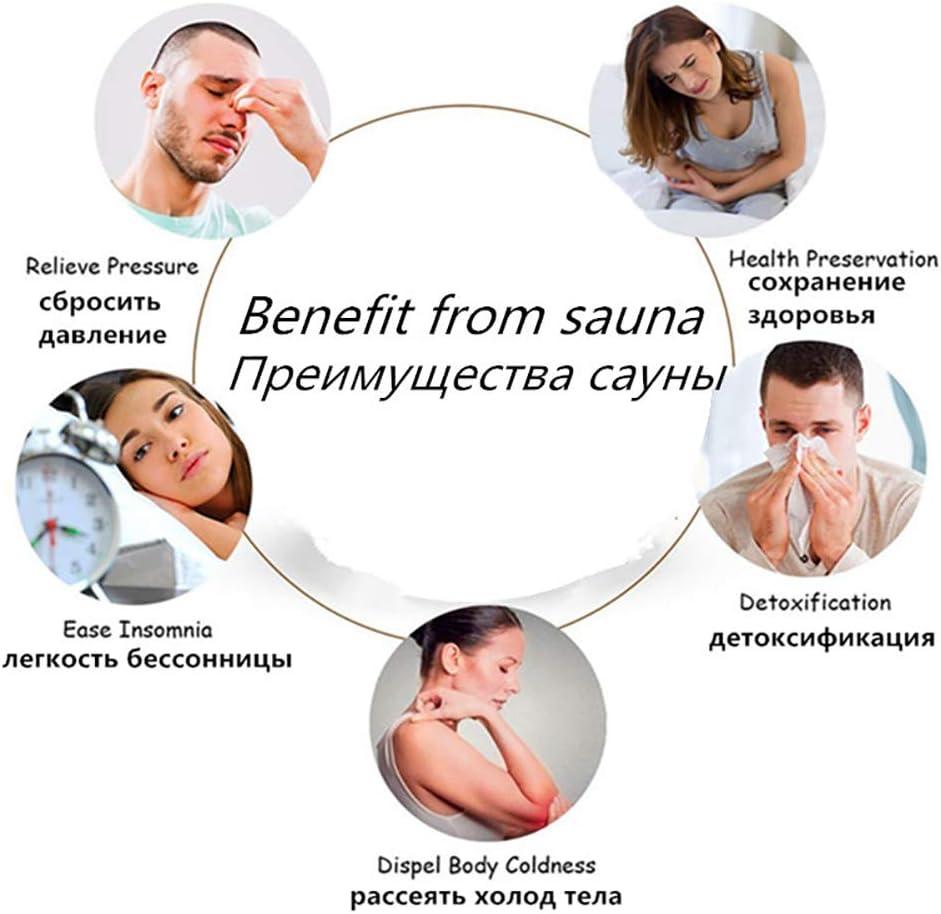 Sauna G/én/érateur pour Sauna Spa Plus Grande Tente Portable Bain De Vapeur Perdre du Poids D/étox Th/érapie Vapeur Pli Cabine De Sauna