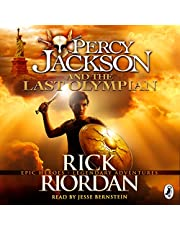Percy Jackson and the Last Olympian