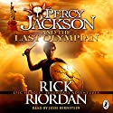 Percy Jackson and the Last Olympian | Livre audio Auteur(s) : Rick Riordan Narrateur(s) : Jesse Bernstein