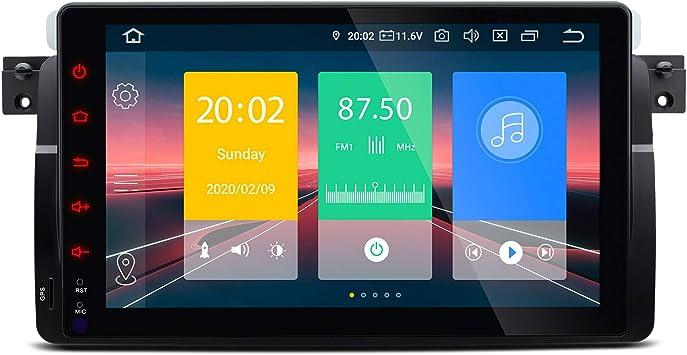 Xtrons 7 Android 10 0 Autoradio Mit Touch Screen Quad Elektronik