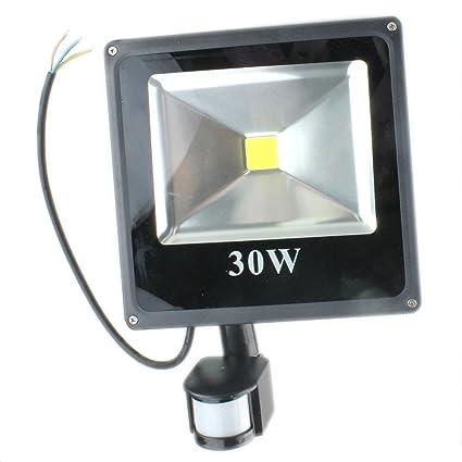 PMS 10W20W/30W/50W Delgado LED Foco proyector Luz, con iluminación LED y