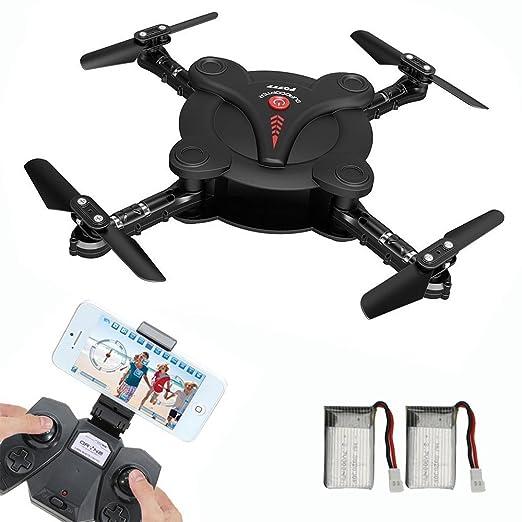2 opinioni per MG Mulgore® RC Quacopter drone 2.4 GHz 4 CH assi gyro tasca pieghevole drone