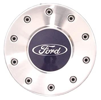 Genuine Ford Parts - Tapacubos de aleación para Ford Mondeo/ Galaxy, 1 unidad: Amazon.es: Coche y moto