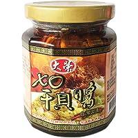 胜记大荣 干贝XO酱240g 拌面拌饭 干贝酱调味酱料配菜