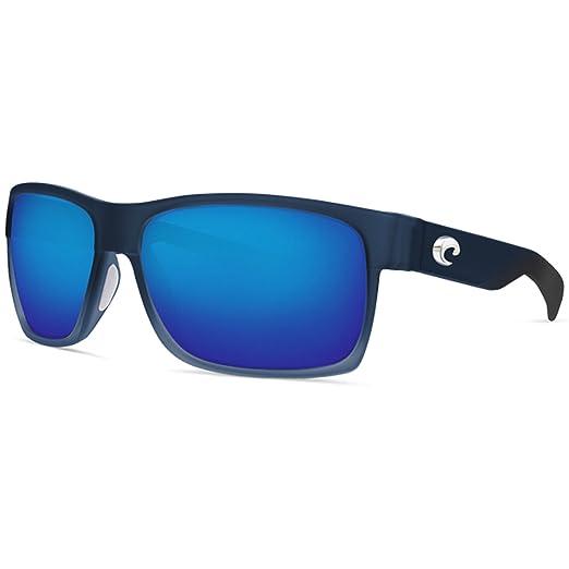 7a2c25b3afb Costa Del Mar Costa Del Mar HFM193OBMGLP Half Moon Blue Mirror 580G Bahama  Blue Fade Frame