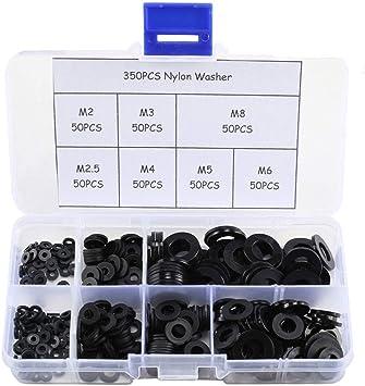Gummitülle Sortiment O-Ring Unterlegscheiben Dichtungring für Draht,