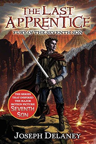 Book cover for The Last Apprentice