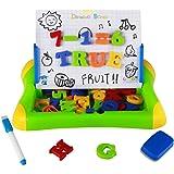 Bunte magnetische Zeichnung Brett Kinder (magnetische Buchstaben)