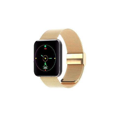 Amazon.com: S88 Reloj inteligente para hombres y mujeres ...