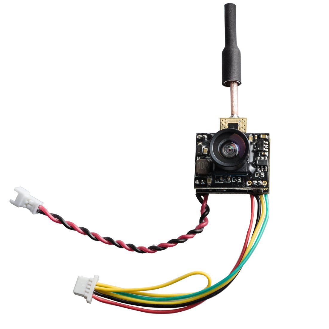 AKK AIO-SA 25mW/50mW/100mW/200mW Switchable 5.8G FPV VTX Micro AIO Camera