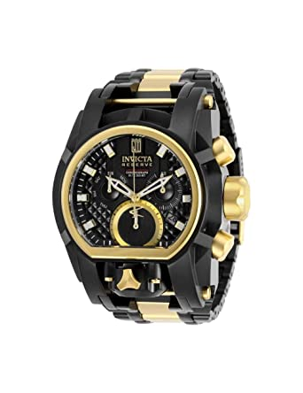 255ba6f37 Amazon.com: New Mens Invicta 28410 Reserve JT Bolt Zeus Magnum Swiss  Chronograph Watch: Invicta: Watches