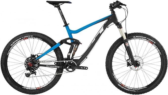 BH LYNX 4,8 29er bicicleta de montaña, aluminio, 7,7-2016-S, color azul: Amazon.es: Deportes y aire libre