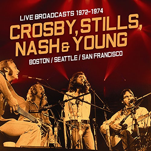 Live Broadcasts 1972-1976 by Video Music, Inc.