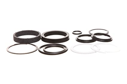 Replacement Kits Brand AE43288 Round Baler Tension Gate Cylinder Seal Kit  Made to Fit John Deere 430 530 Rod & Bore