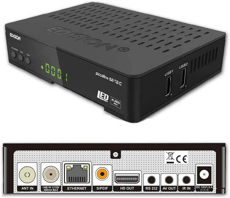 Tvtech Freetv Combo S2 T2 C Full Hd Free To Air Elektronik